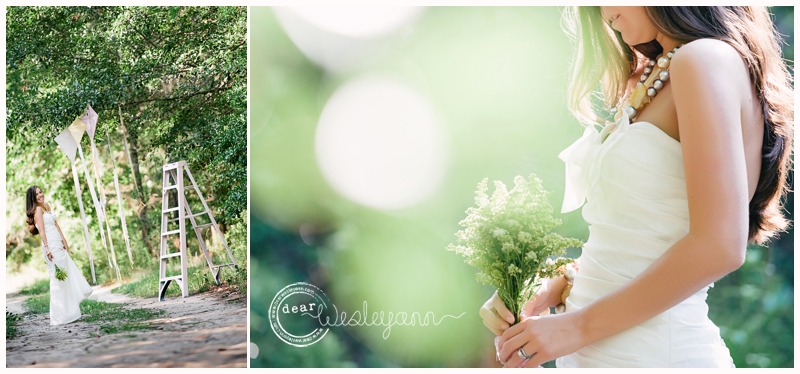 dear wesleyann, bridal session, rosemary beach, florida photography